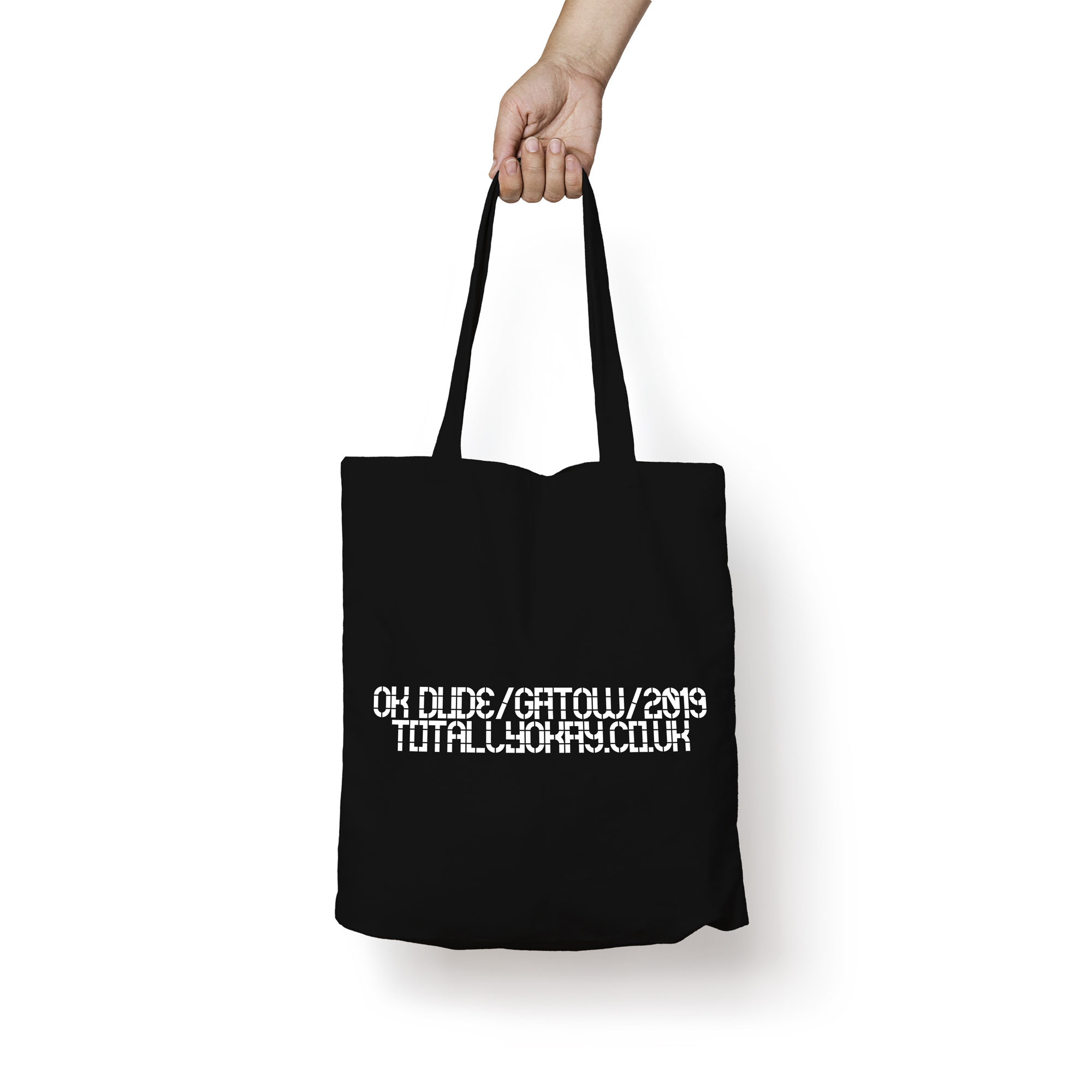 OK Dude Tote Bag