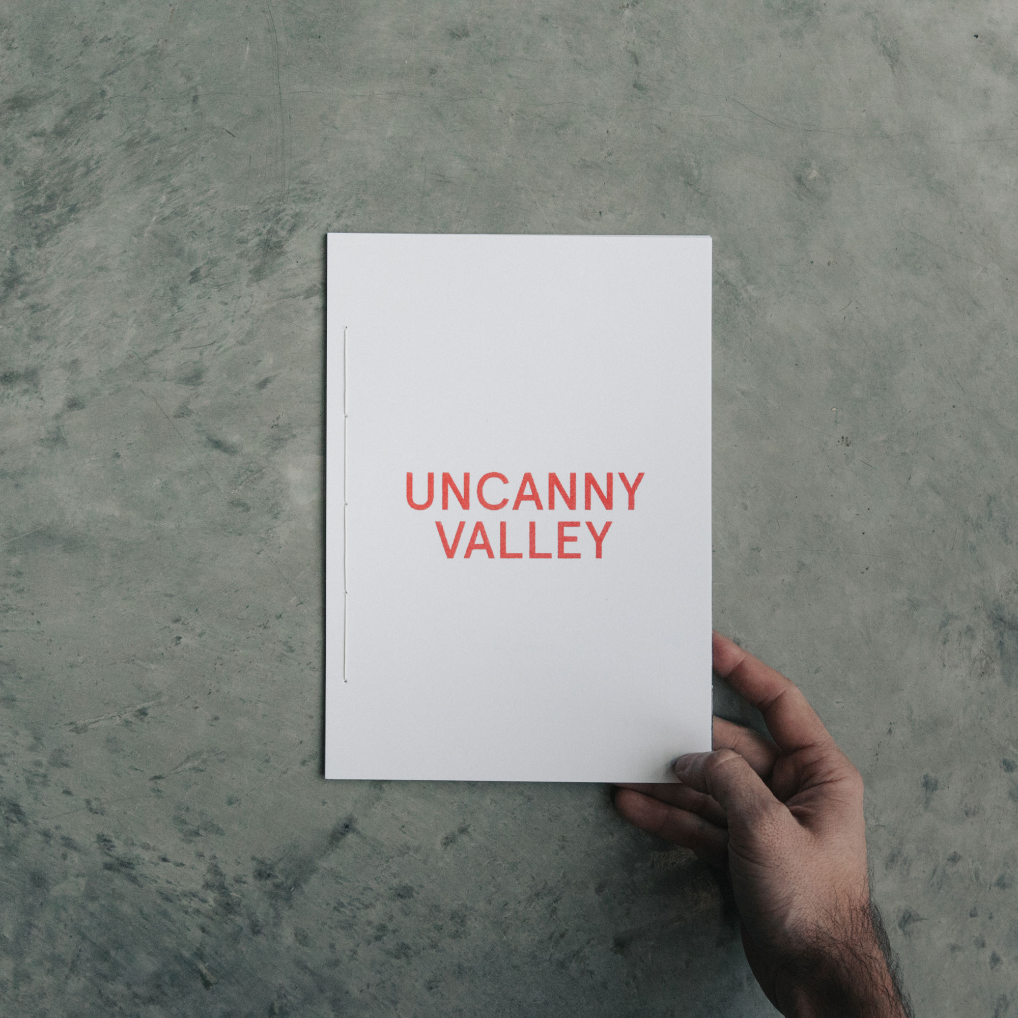 Uncanny Valley Catalogue